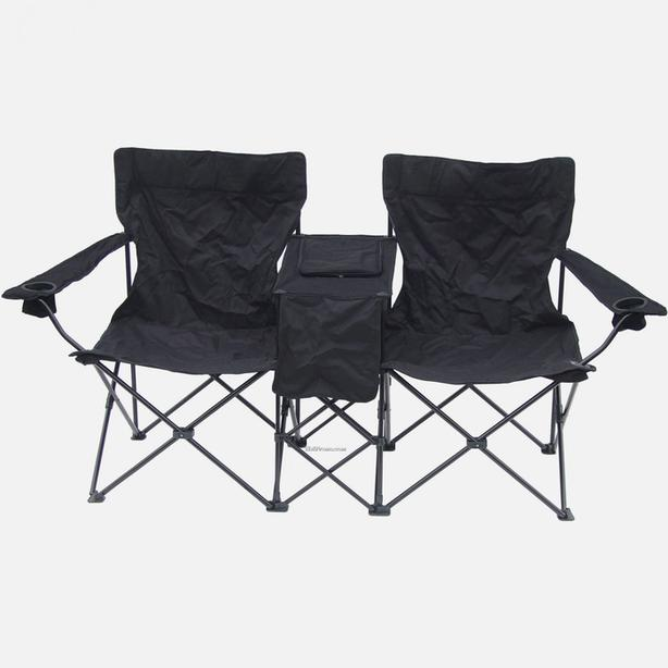 Double Folding C&ing Chair & Double Folding Camping Chair Victoria City Victoria