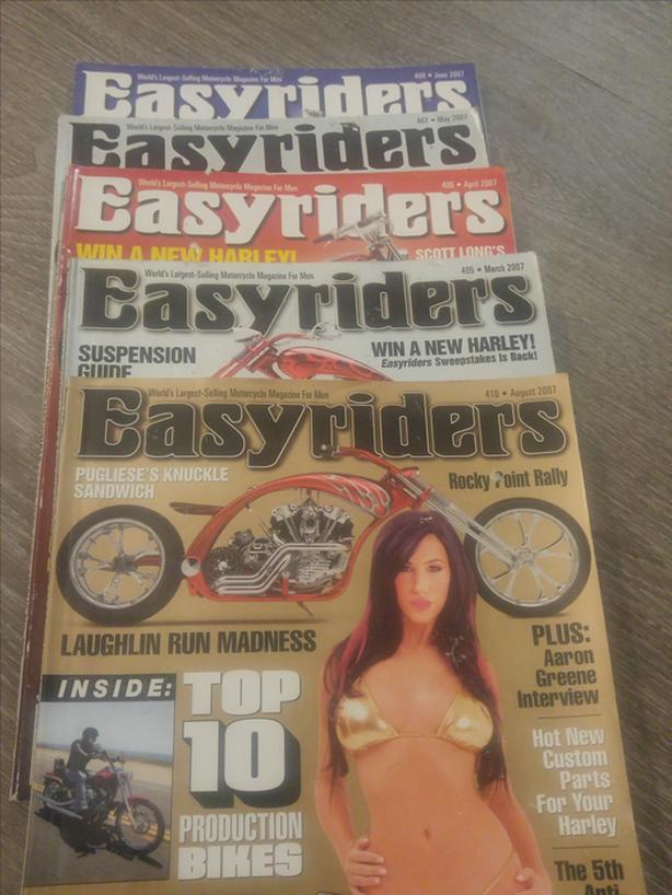 2007 Magazines
