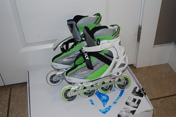 Inline Skates Like New - Size 7 Men / 8 Women / 39 Euro