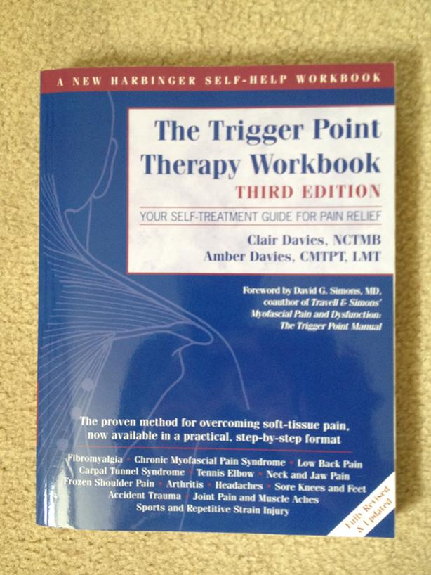 The Trigger Point Therapy Workbook, 3rd ed.