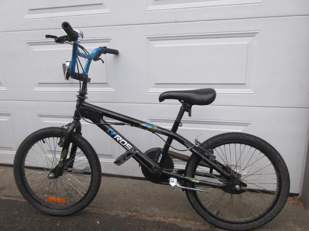 Ross 16 inch BMX bike