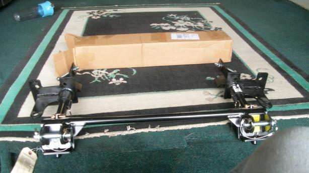 Roadmaster Base plates for Ram 1500