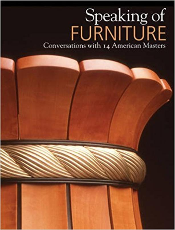 Book: Speaking of Furniture: Conversations with 14 American Masters