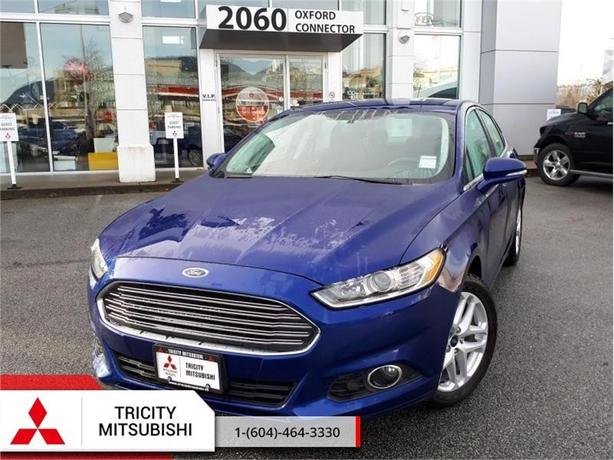2016 Ford Fusion SE  - HEATED SEATS, BACK UP CAMERA, ALLOY WHE