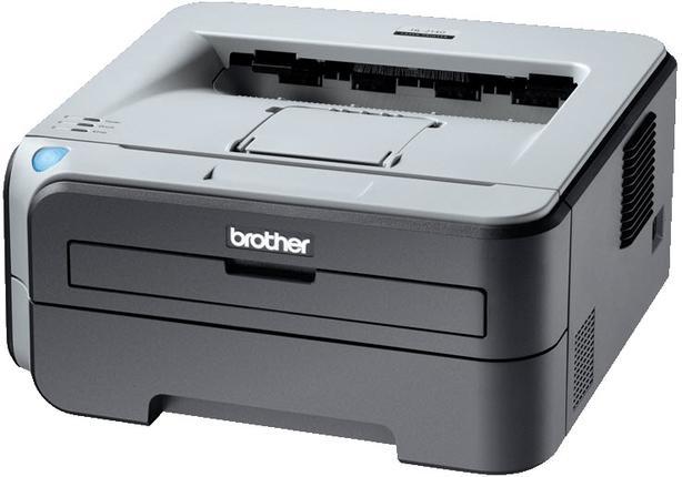 Used Brother HL2140 Monochrome Laser Printer