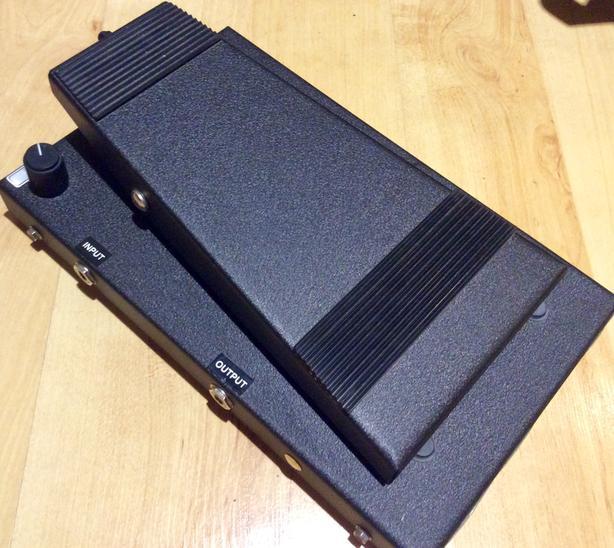 Morley ev5 vc vintage mint volume expression pedal