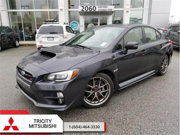 2016 Subaru WRX STI  - NAVIGATION, LEATHER, SUNROOF, MANUAL