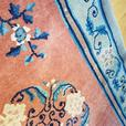 Area carpet Floral Persian style