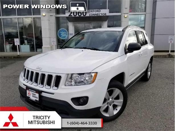 2013 Jeep Compass NORTH  4x4 ALLOY WHEELS-A/C