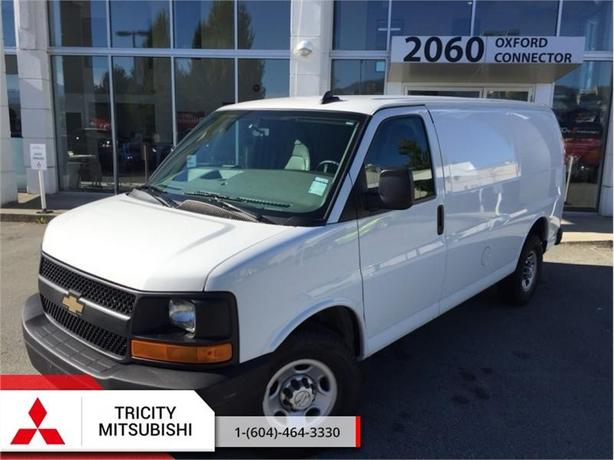 2016 Chevrolet Express Cargo Van 2500  - POWER GROUP, A/C LOW KILOMETERS