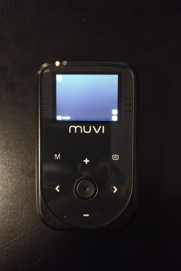 Veho Muvi HD  similar to go pro