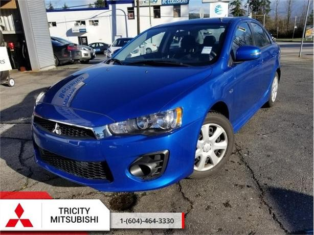 2016 Mitsubishi Lancer ES  - HEATED SEATS, BLUETOOTH, BACK UP CAM