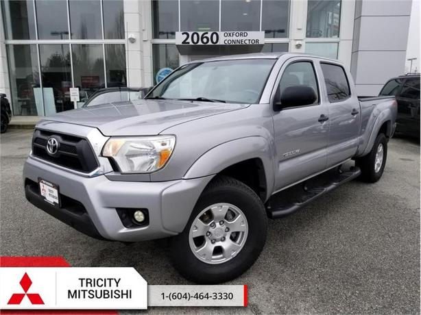 2014 Toyota Tacoma TRD Off Road  - 4X4 DOUBLE CAB WITH BACK UP CAM