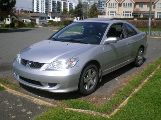 2004 Honda Civic Si Automatic EXCELLENT CONDITION WELL CARED FOR CAR
