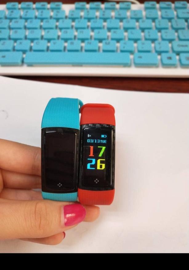 2018 Fitness Tracker (S9)