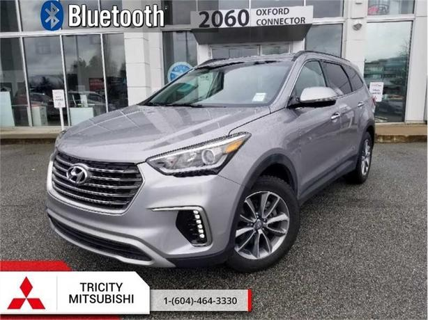2018 Hyundai Santa Fe XL Premium  7 SEATER-HEATED SEATS