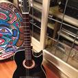 Black Estrada Classical Guitar