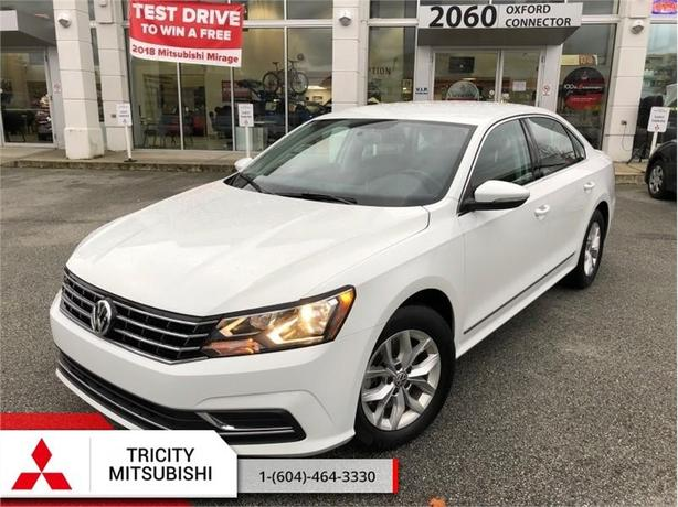 2017 Volkswagen Passat Trendline+  - HEATED SEATS, BACK UP CAMERA