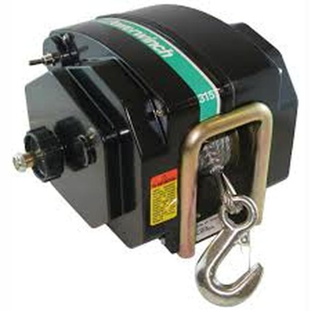 Power winch 315