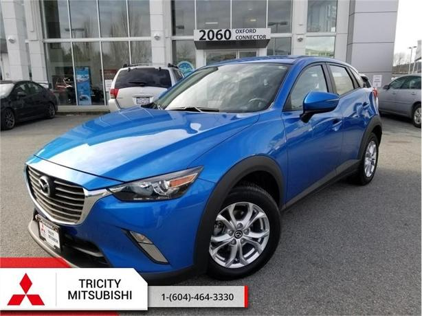 2016 Mazda CX-3 GS  - LEATHER, SUNROOF, BACK UP CAM