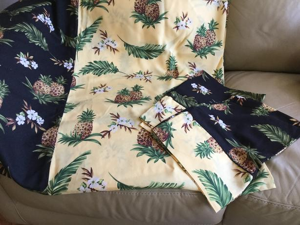 Pineapple Bed Throw