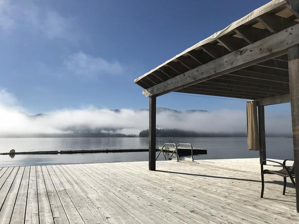MAPLES RESORT ON BEAUTIFUL SPROAT LAKE - ONLY 3 UNITS LEFT