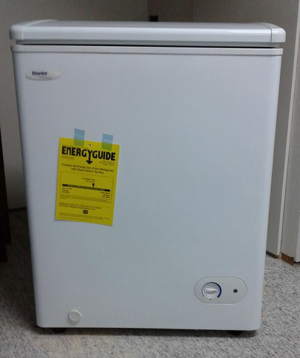 Danby 3.6cft Chest Freezer