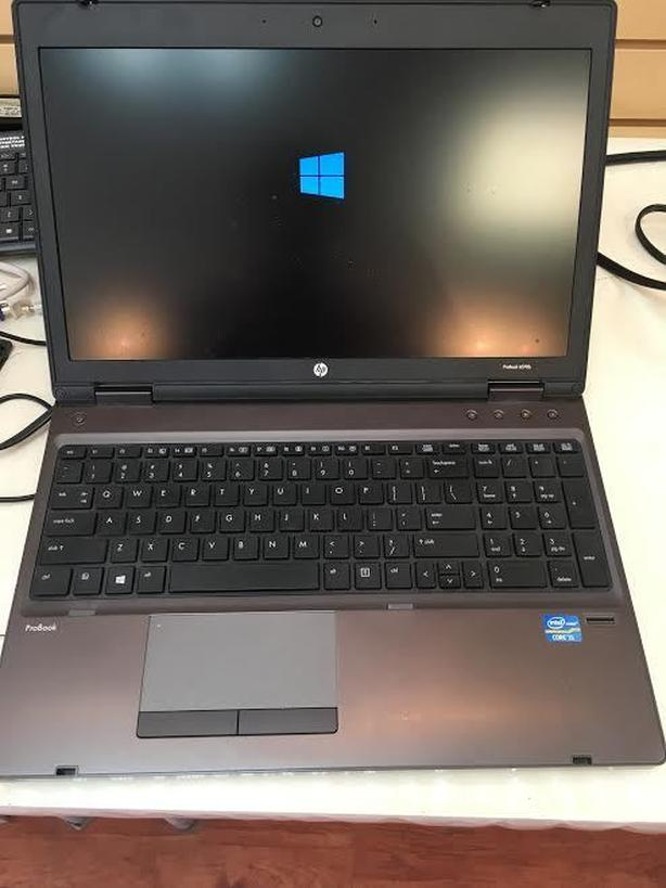 "High end HP laptop - 15.6""- Core i5 -Mint"