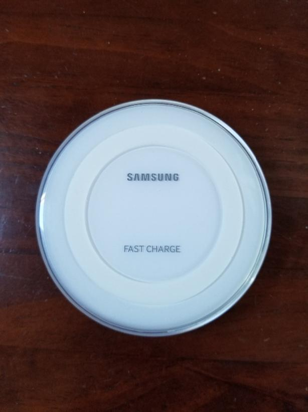 Samsung Wireless Charging Dock!
