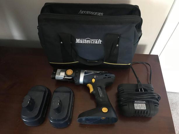 Mastercraft 18V Cordless Drill