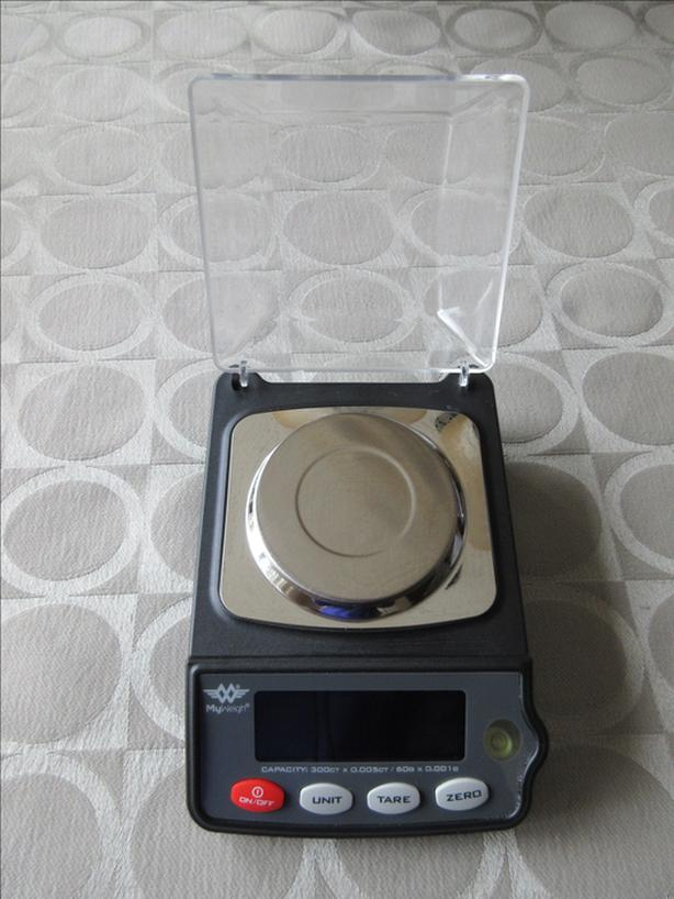 My Weigh GEMPRO-300 precision digital scale