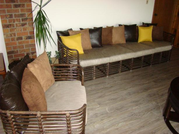 Rattan furniture Sofa and Tub Chair