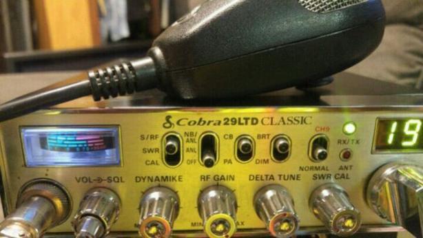**READ AD**Cobra 29 LTD CB Radio - 70.00 FIRM