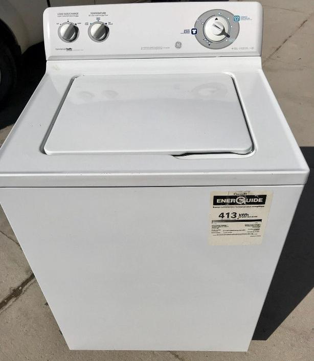 GE Commercial Quality WASHER