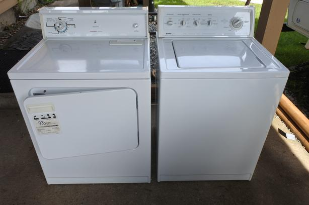 Kenmore Extra Capacity HD Washer/Dryer