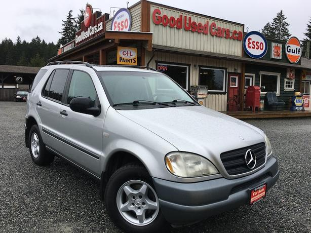 1999 Mercedes-Benz ML 320 Luxury SUV, Value Price