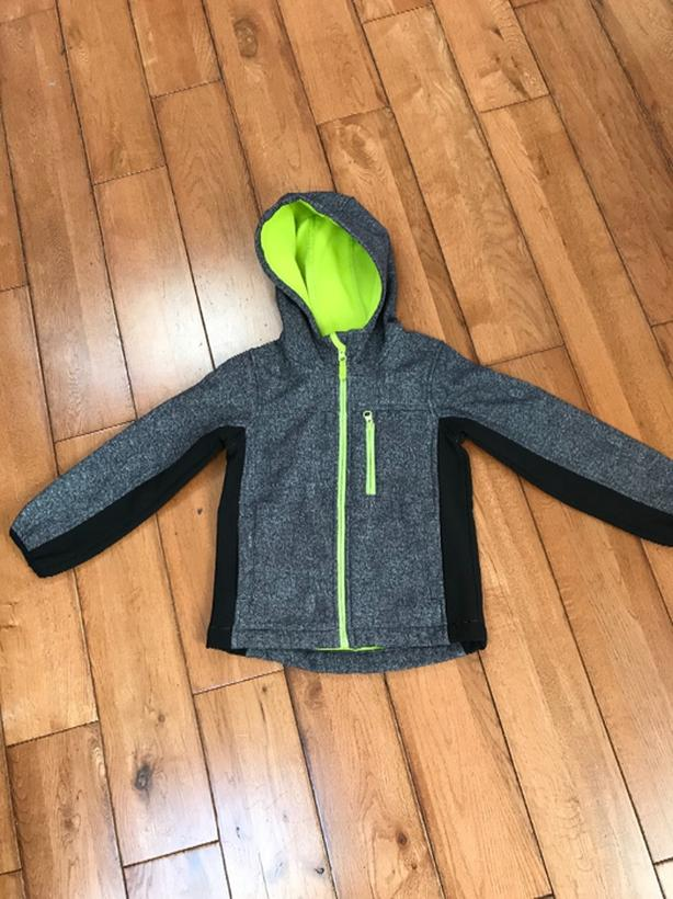 2 Boys Spring Jackets - sizes 4 & 5