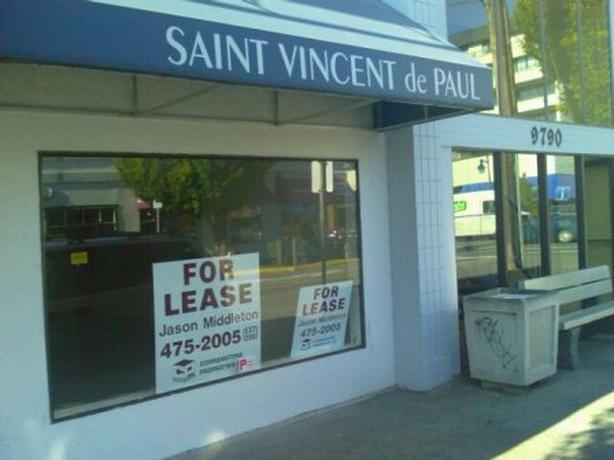 OFFICE SPACE FOR RENT ON SECOND STREET
