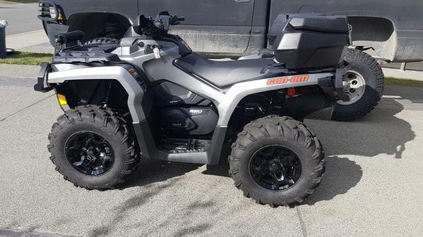 850 Can Am