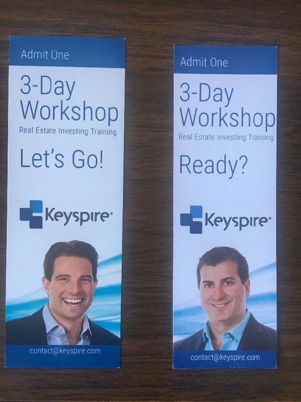 Keyspire Real Estate Investment Training-Wealth Tour with Scott McGillivray