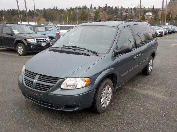 2007 Dodge Grand Caravan SE Stow N' Go