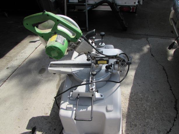 10 inch sliding miitre saw