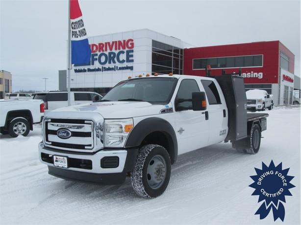 2013 Ford F-450 Super Duty DRW XLT