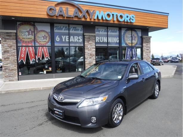2011 Toyota Camry Hybrid Hybrid- NAV, Leather, Heated Seats