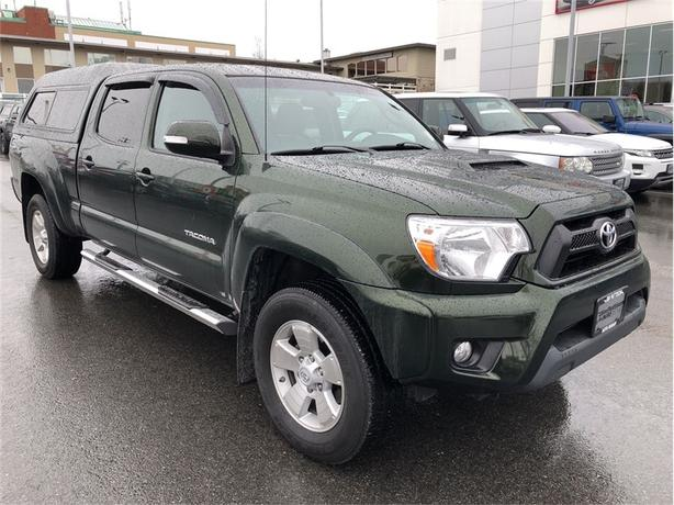 2014 Toyota Tacoma V6 No Accidents Leather Matching Canopy