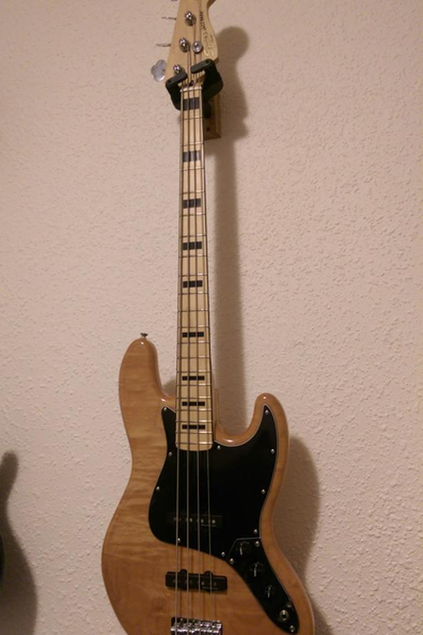 Squier Vintage Modified Jazz Bass natural/maple