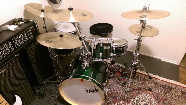 Taye TourPro 5 piece drum kit