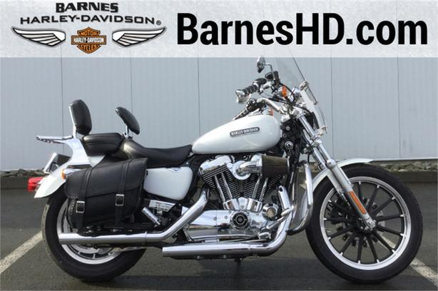 2007 Harley-Davidson® XL1200L - 1200 Low