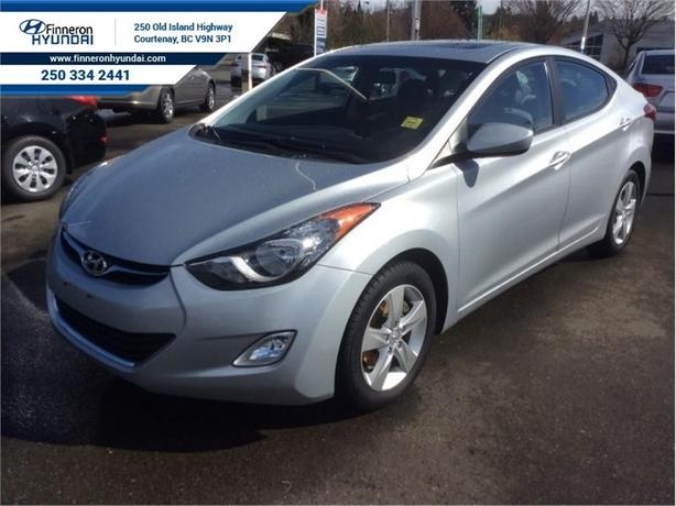 2011 Hyundai Elantra GLS  - Satellite Radio - Low Mileage