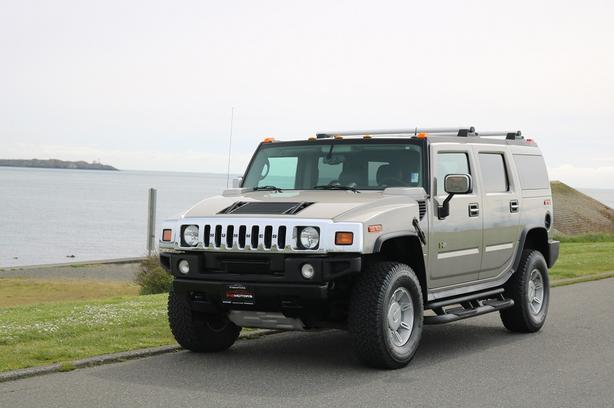 2004 Hummer H2 4WD - 105,*** KM! - NO ACCIDENTS!